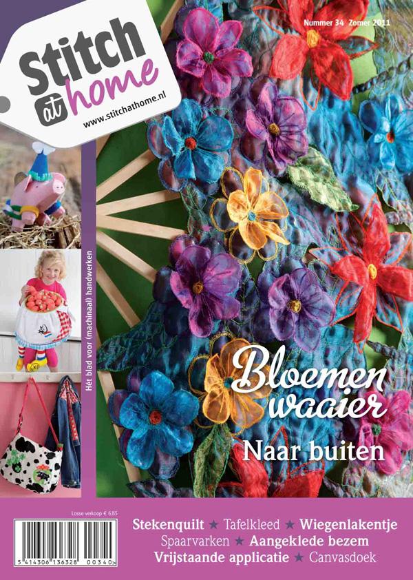 Cover editie 34, zomer 2011