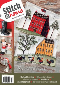 Cover Stitch at Home editie 36