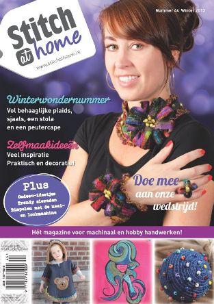 Cover editie 44, winter 2013