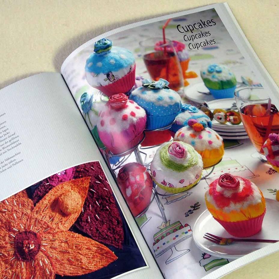 Cupcakes, punchboek