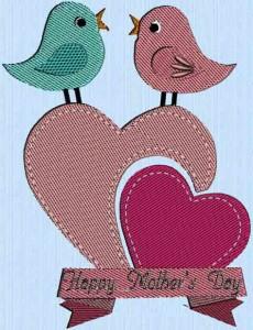 moederdag vogels