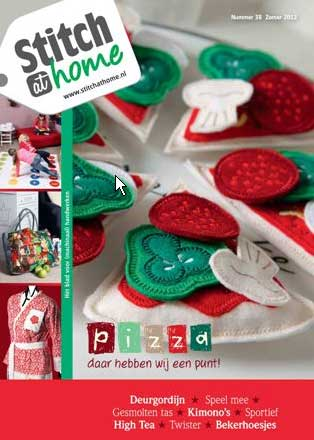 Editie 38, zomer 2012 voorpagina